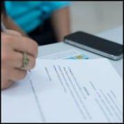 заполнение бланков для временной регистрации